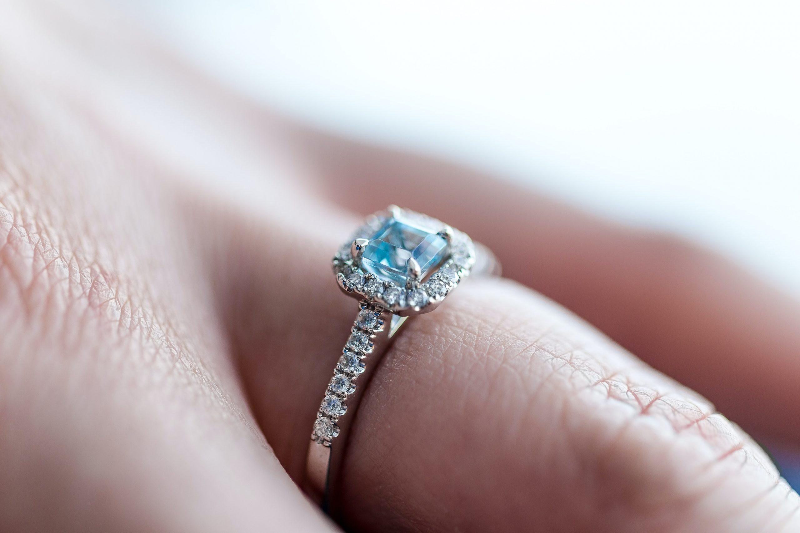 Unikke og smukke diamantringe til den unikke og smukke kvinde