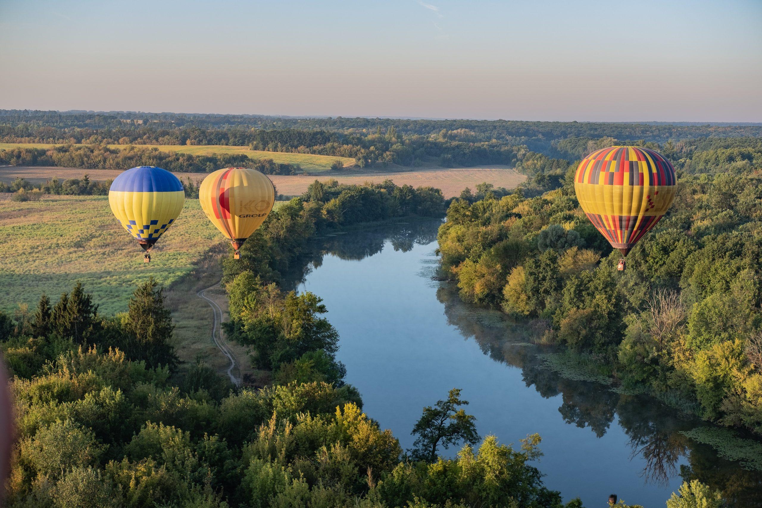 Et luftballon gavekort er gaven, de færreste vil bytte