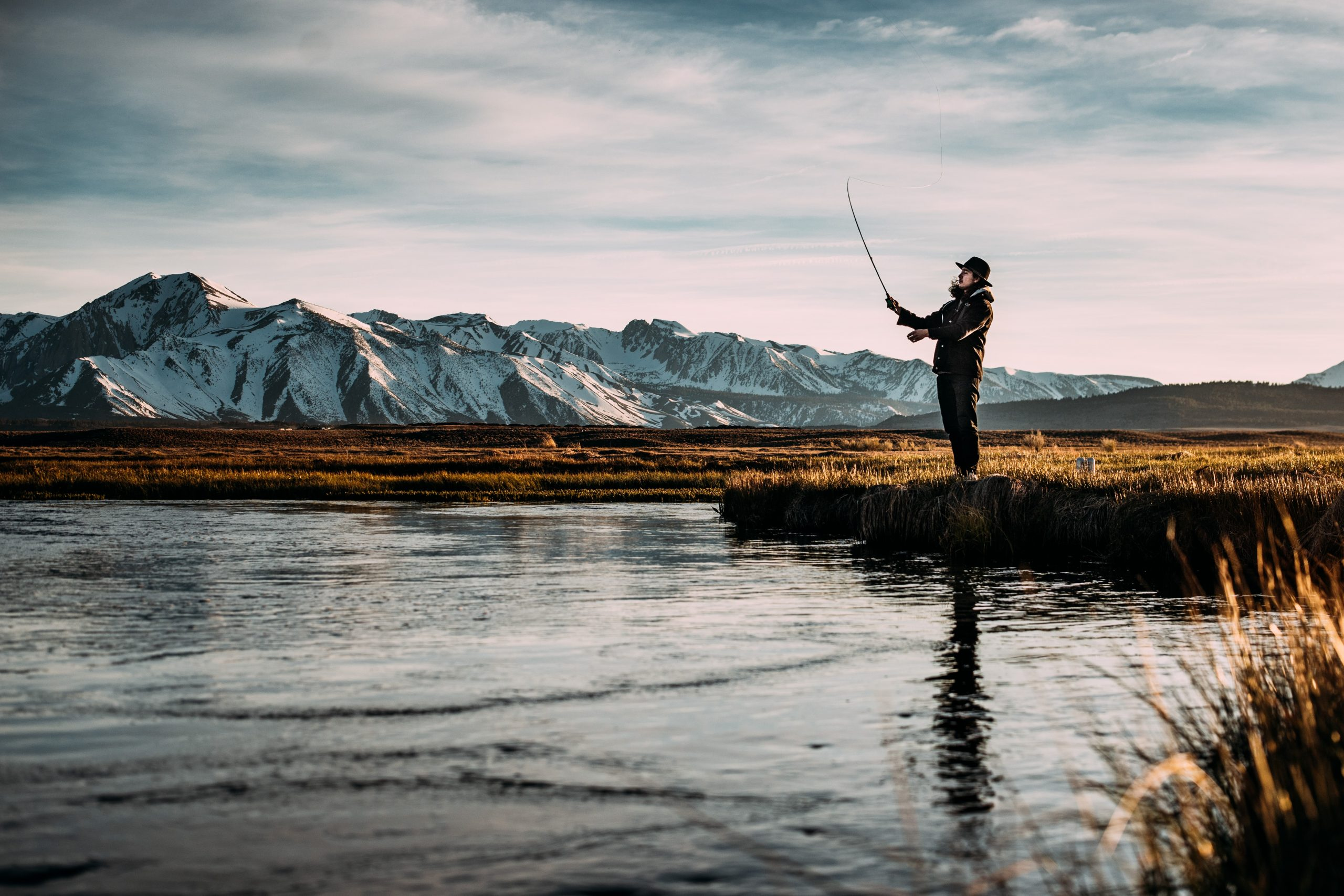 Har du brug for en ny fiskestang?
