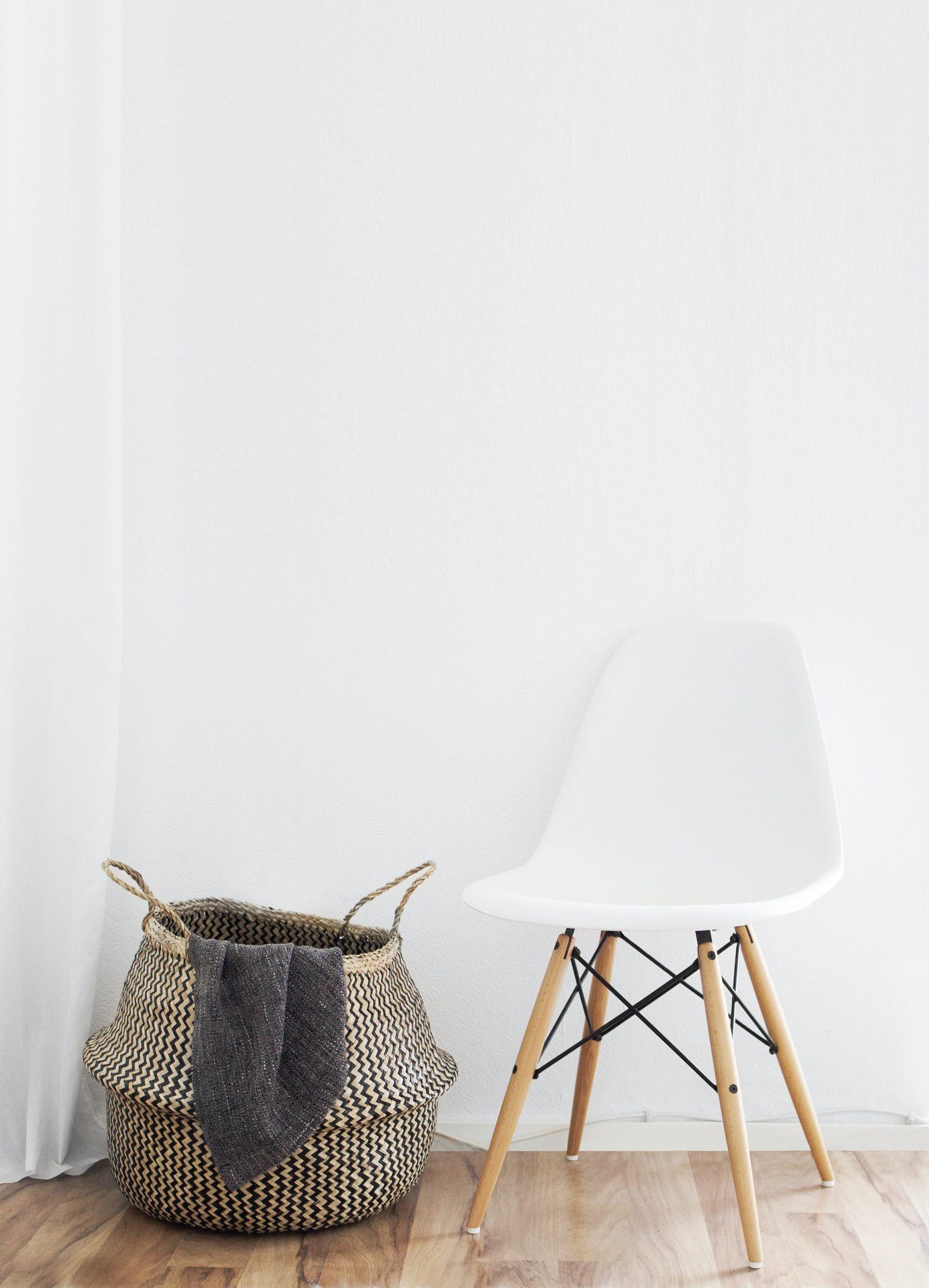 En vasketøjskurv kan være meget mere end blot et praktisk element