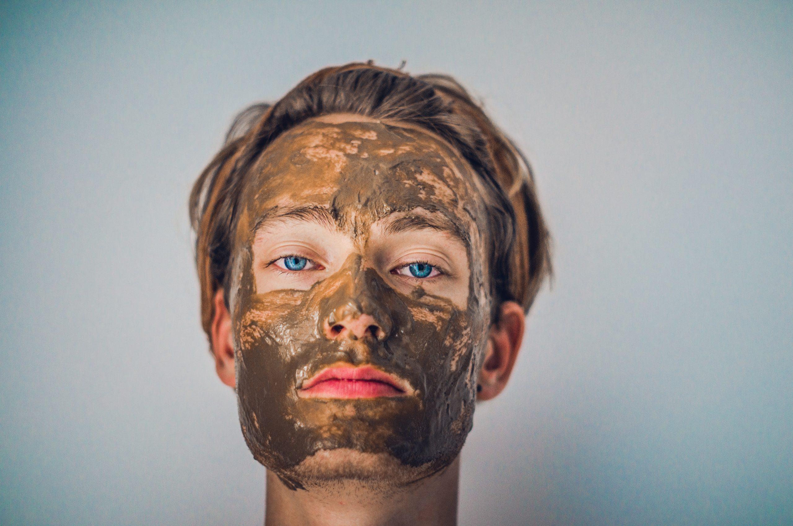 Vælg naturlig pleje af din hud med lermasker